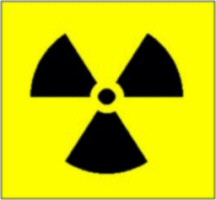 The OLD radiation symbol